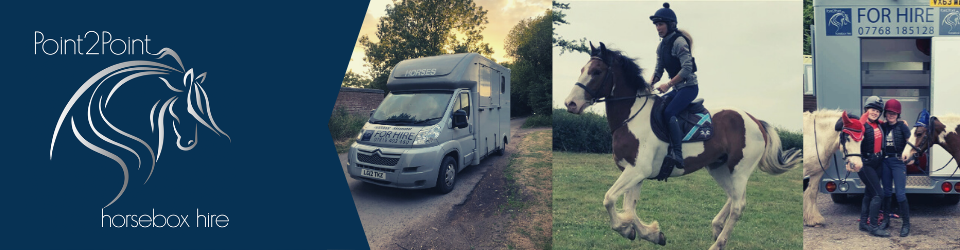 Point2Point Horsebox Hire